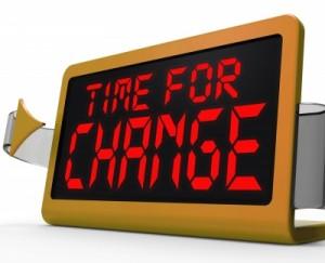training motivation change