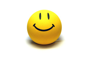 how to find happiness smile